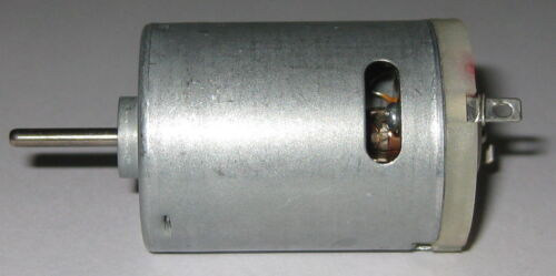 17000 RPM 12V DC RS-385 R//C Model Submarine Electric Motor 2.3mm Shaft Dia