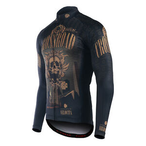FIXGEAR CS-2701 Men s Long sleeve Cycling jersey road bike shirt ... e560706bc