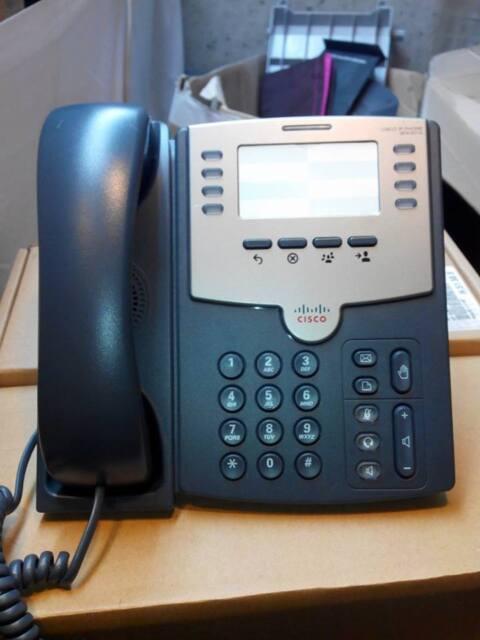 Téléphone Cisco SPA501G