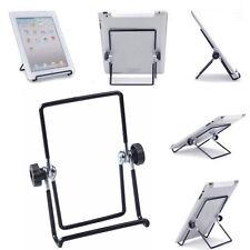 Desktop Multi-angle Non-slip Stand Holder Portable Foldable For iPad Air Mini