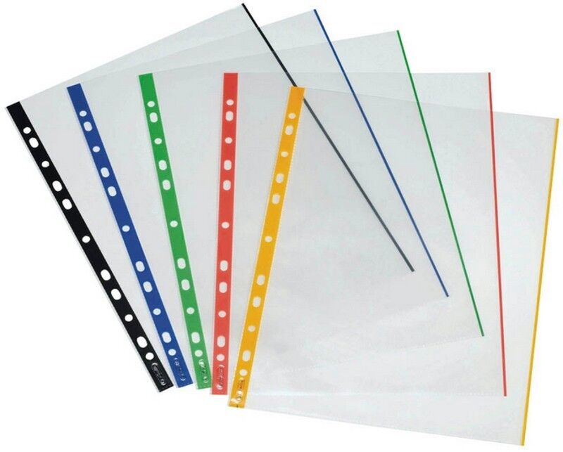 Herlitz Prospekthüllen transparent transparent transparent DIN A4 glatt farbig  Sichthüllen Klarsichtfol   Elegantes und robustes Menü    Rabatt    Leicht zu reinigende Oberfläche  b4cebf