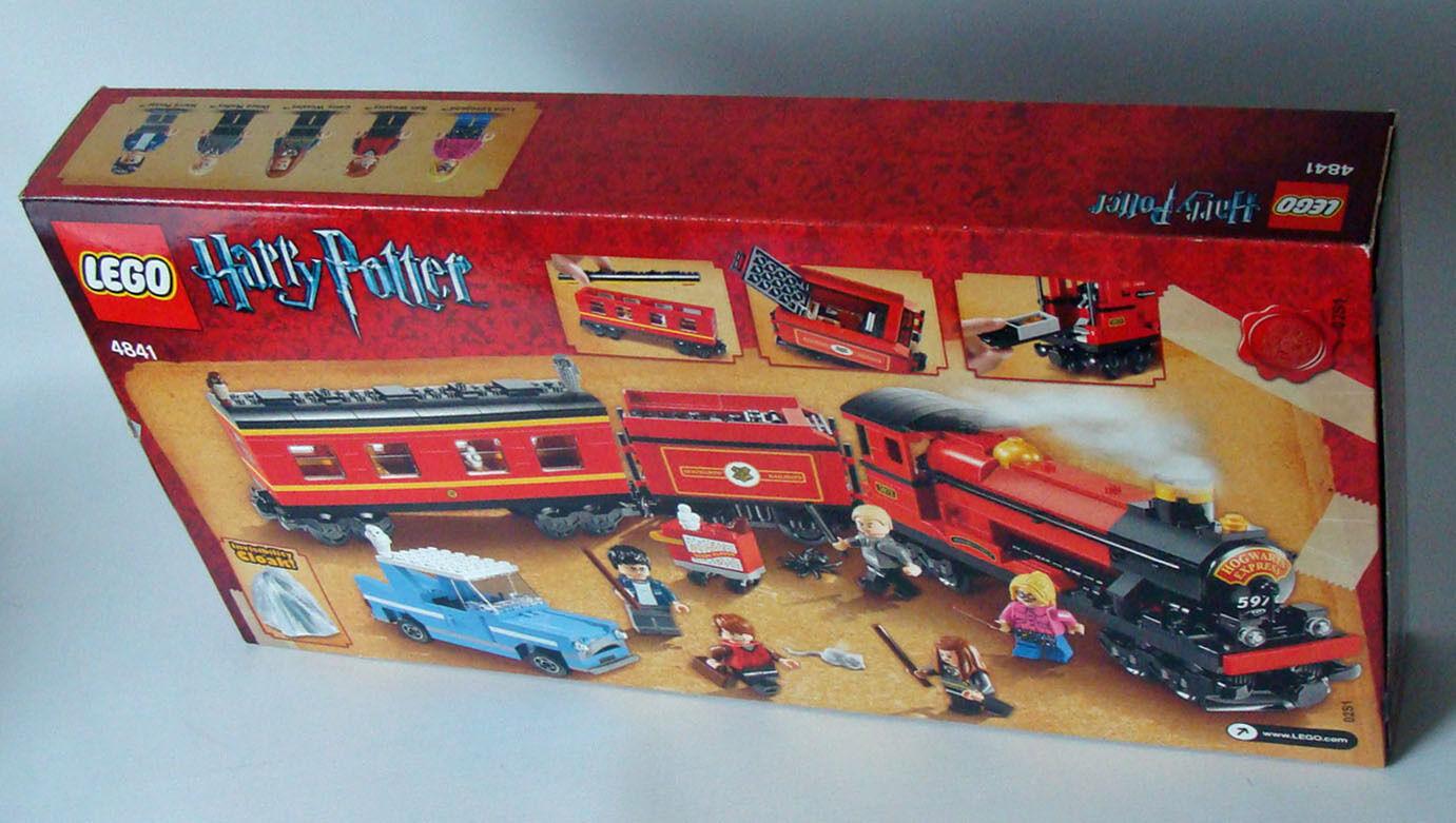 Lego® Harry Potter 4841 - Hogwarts Express 646 646 646 Teile 8-14 Jahren - Neu 680bd9