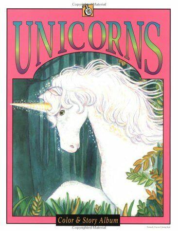 Unicorns  Troubador Color   Story Album