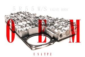Details about Rebuilt 5R55W/S Transmission Valve Body 02UP Updated Ford  Explorer Ford Mustang