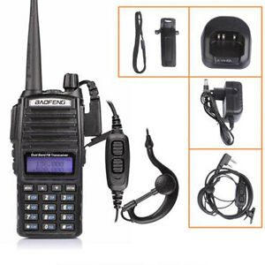 Baofeng-Black-UV-82-VHF-UHF-Dual-Band-FM-Walkie-Talkie-Two-way-Radio-in-spain