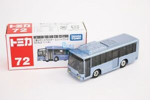 Takara-Tomy-Tomica-72-Mitsubishi-Fuso-Aero-Star-Bus-1-141-Diecast-Toys-Car