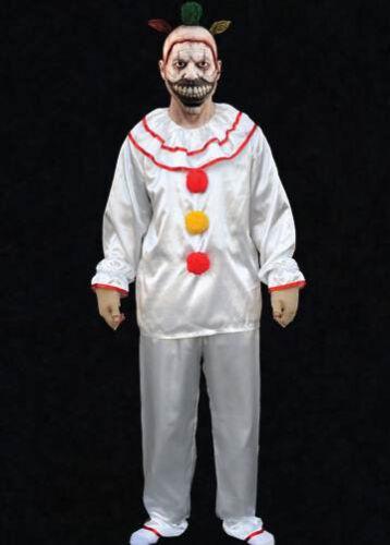 Twisty The Clown Costume American Horror Story Scary Creepy Freak Show TV FX