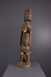 STATUE-BAMBARA-AFRICAN-ART-AFRICAIN-PRIMITIF-ARTE-AFRICANA-AFRIKANISCHE-KUNST