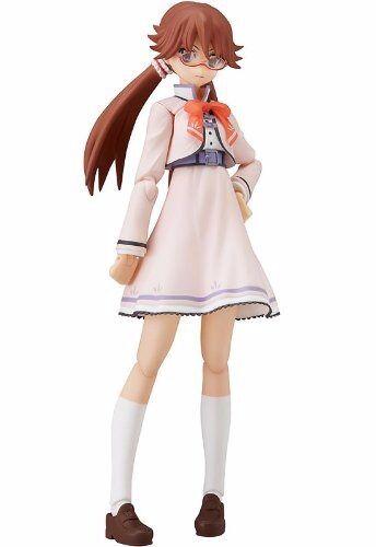 Figma 093 Sekirara Mana Miyuki School Uniform ver. Figure Max Factory from Japan