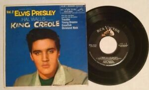 0ac06dd45b7 Elvis Presley – King Creole Vol.2 RCA Victor EPA-4321 Vinyl Record ...
