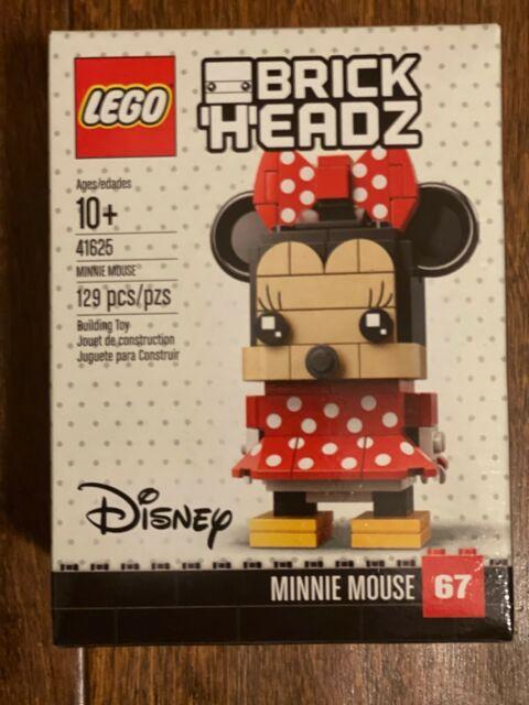 LEGO® BrickHeadz #67 41625 Minnie Mouse (125 pieces) Disney