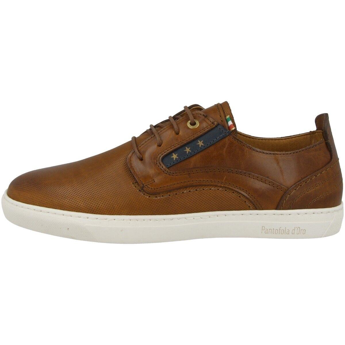 Pantofola D oro Vigo hombres Low Cut Zapatos Hombres Zapatillas Shell 10181007.JCU