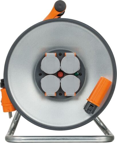 Brennenstuhl professionalLINE SteelCore Kabeltrommel IP44 33m H07BQ-F BGI608