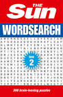 The Sun Wordsearch Book 2: 300 Brain-Teasing Puzzles by The Sun (Paperback, 2016)
