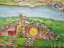 Indexbild 2 - Shire Hobbit village. The Lord of the Rings. Oil canvas.impressionism tolkien