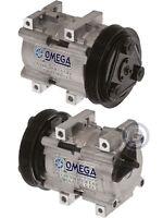 Ac A/c Compressor Fits: Ford / 1990 - 1995 F-150 F-250 F-350 L6 4.9l 7.5l