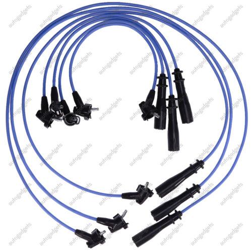Spark Plug Wires 4416 Fit 92-95 Toyota Pickup 4Runner 3.0L-V6