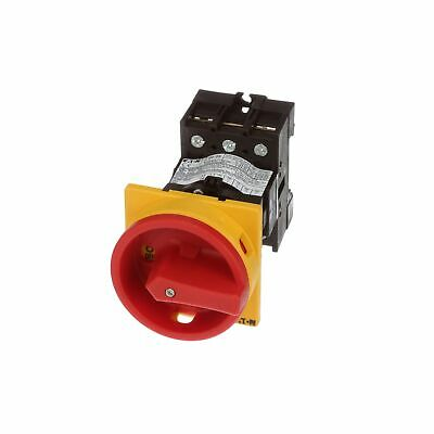Moeller Disconnect Switch P1-32//EA//Svb-SW Black Handle