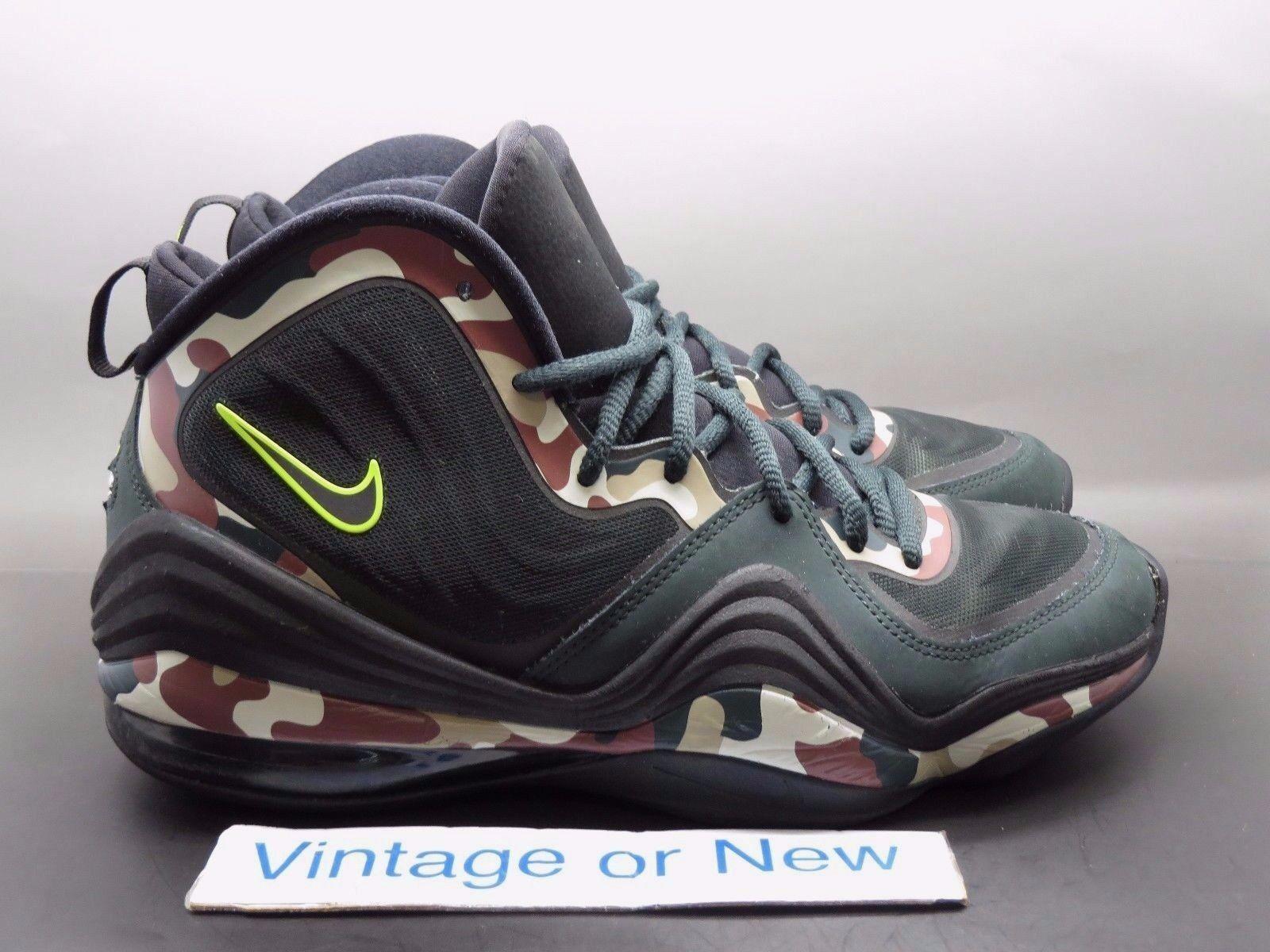 Nike Air Penny V 5 Camo sz 8