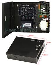 1 puerta panel de control de acceso C3-100 + fuente de alimentación Caja