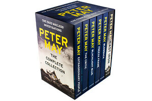 Peter-May-Collection-Enzo-Files-Series-6-Books-Box-Set-Pack-Cast-Iron-Critic