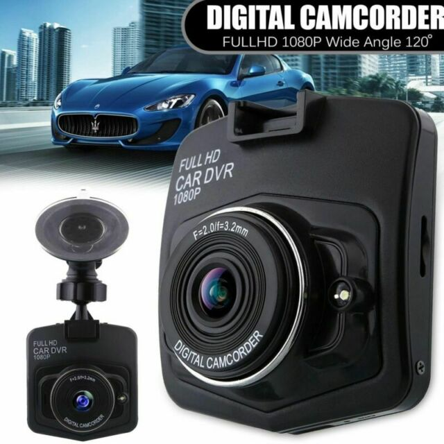Car DVR Video Recorder Night Vision G Sensor Camera 1080P HD Vehicle Dash Cam BT
