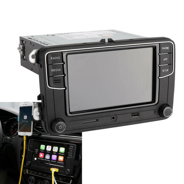 VW composition media bedieneinheit radio Bluetooth 5g6035869 BT.
