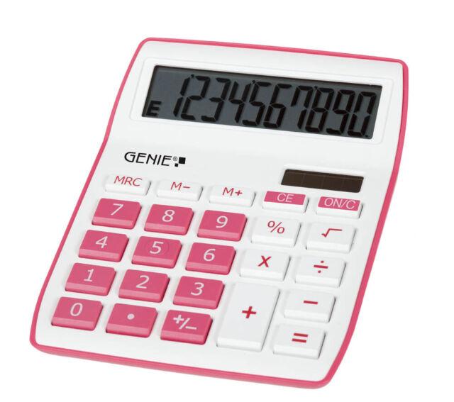 GENIE 840P Tischrechner