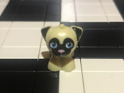 Land Animal Spare Zoo Lego Bull Dog Minifigure X1 Pet