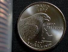 2007-D Denver Mint Idaho State Quarter BU