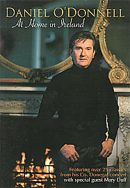 1 of 1 - Daniel O'Donnell - At Home In Ireland (DVD, 2008)