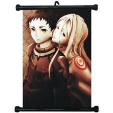 2820 Hot Anime Deadman Wonderland Senji Kiyomasa Wall Poster Scroll Cosplay A