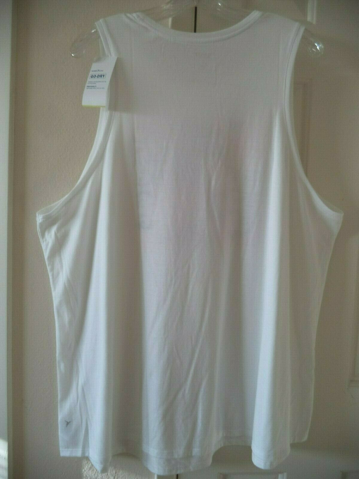 Must Have Old Navy Active White High Neck