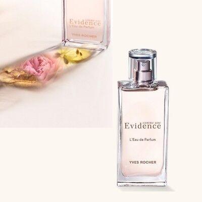 Yves Rocher COMME UNE EVIDENCE L'Eau de Parfum 100ml 3.3fl.oz. | eBay