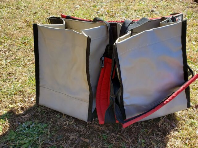 Jim-Gem Tree Planting Bag with Split Bag in great pre-owned condition & harness