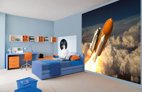 Cape caniaveral challenger space shuttle launch wallpaper wall mural 31531124