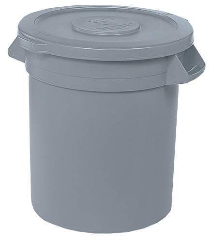 Gator 20-gallon Container - 20 Gal Capacity - Rectangular - 23.1