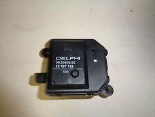 Stellmotor Heizung Klima 309365602 52497183 DELPHI Opel Astra H Bj.04-10