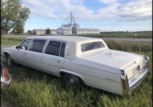1984 Cadillac De Ville - Limo (6 passengers)