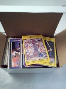 Lot Of 200 Plus Baseball Cards From The 80s And 90s Ebay