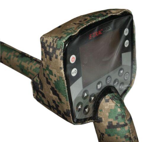 Dirt /& Dust covers kit for Minelab E-Trac Metal Detector Rain