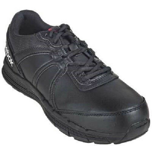 Reebok Guide Work Performance Cross Trainer Steel Toe- Black - RB3501