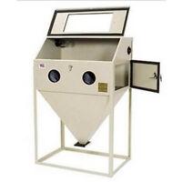 Sandblaster Blasting Cabinet - Industrial - Steel Const