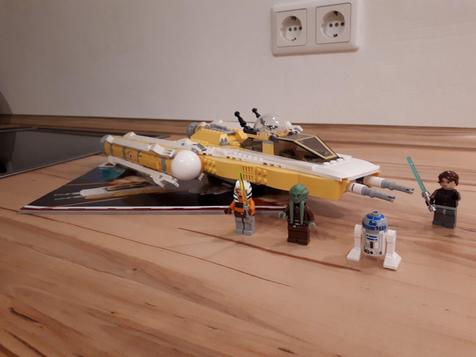 Lego star wars 8037 Anakin's Y-Wing Starfighter