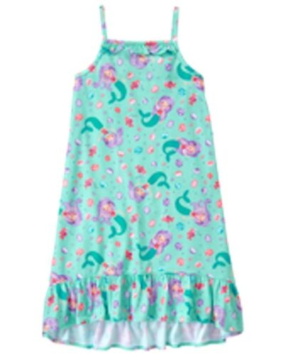 NWT Gymboree Girls Mermaid nightgown girls Size 10//12