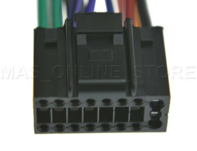 Wire Harness for JVC Kd-r610 Kdr610 *pay Today Ships Today* on jvc kd r540, jvc kd r720, jvc kd r460, jvc kd r300, jvc kd r200, jvc kd r530, jvc kd r400, jvc kd r430, jvc kd r310,