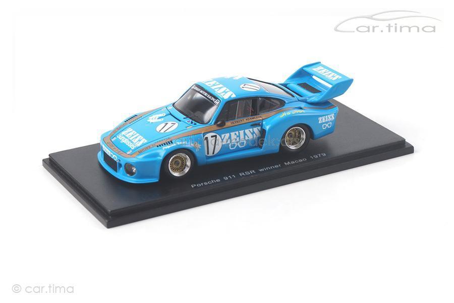 PORSCHE 935-Winner Macao Guia Race 1979-Herbert Adamczyk-SPARK - 1 43 - 43