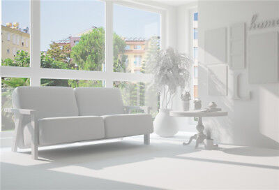 White Living Room Photography Backdrop Studio Pure Color Plain Background Props Ebay