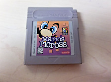 Nintendo Game Boy Mario's Picross Game Only (B5)