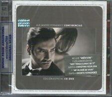 CD + DVD SET ALEJANDRO FERNANDEZ CONFIDENCIAS EDICION ESPECIAL SEALED NEW 2013